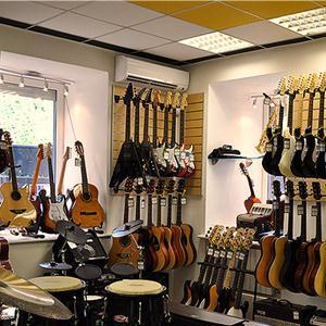 Музыкальные магазины Ильского