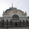 Железнодорожные вокзалы в Ильском