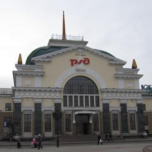 Железнодорожные вокзалы Ильского